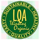 Logo LQA Thinking Organic