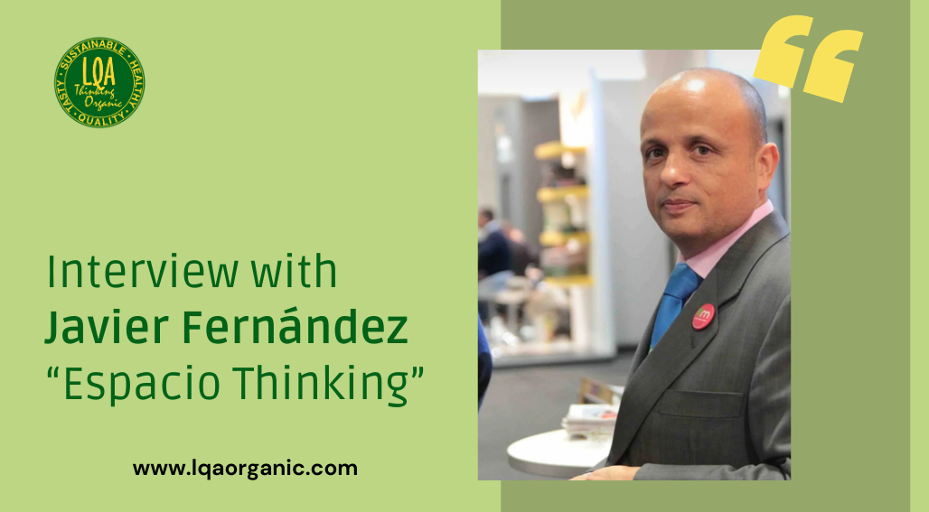 Interview with Javier Fernández Espacio Thinking